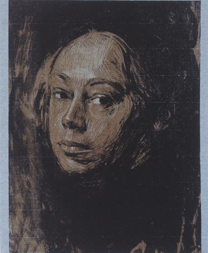 Portrait of the Artist: Käthe Kollwitz