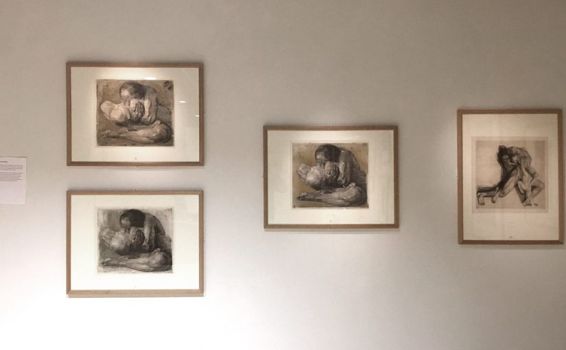 Käthe Kollwitz: an art of profound compassion